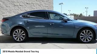 2018 Mazda Mazda6 Las Vegas NV MJ703