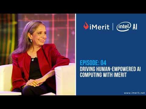 Intel AI Podcast with Radha Basu, CEO of iMerit