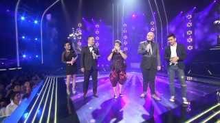 The Voice Thailand - โชว์พิเศษ แม่ขวัญจิต และ แตงโม, นัท, กิต, สงกรานต์ - Live And Learn