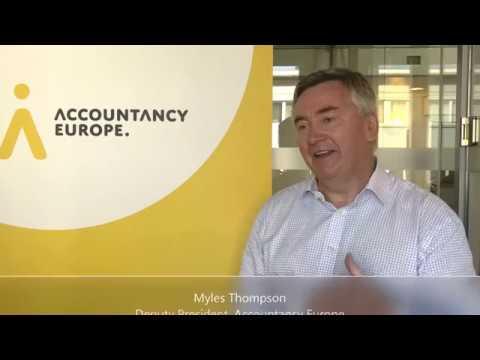 Myles Thompson interview - Study on EU statutory audit reform