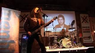 Menhir -České Budějovice Live 22.12.2012 - Temné síly