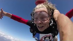 Tandem Skydive | Jeanette Davis From North Zulch, Texas