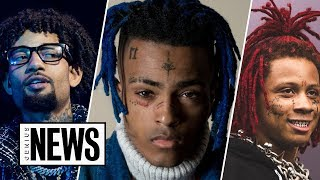 """XXXTENTACION, PnB Rock & Trippie Redd's """"bad vibes forever"""" Explained 
