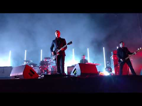 Interpol - Now You See Me At Work (NEW SONG) Live Debut - Vienna 25 June 2018
