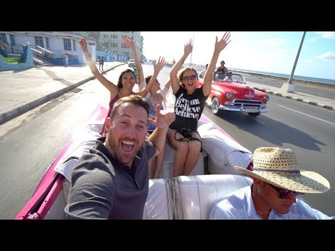 Cuba Vlog - First Impressions