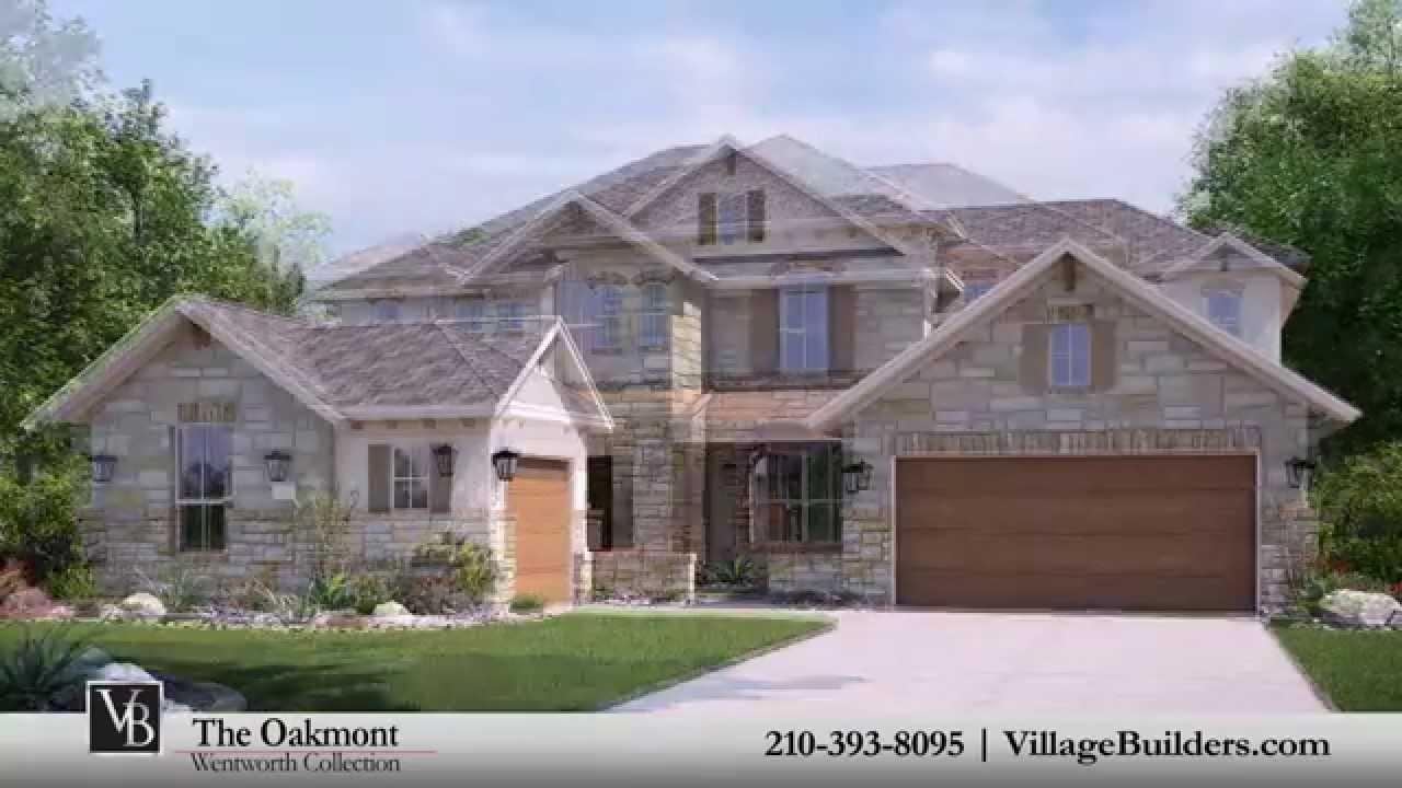 lovely oakmont home builders #4: Oakmont Home Tour - Village Builders San Antonio