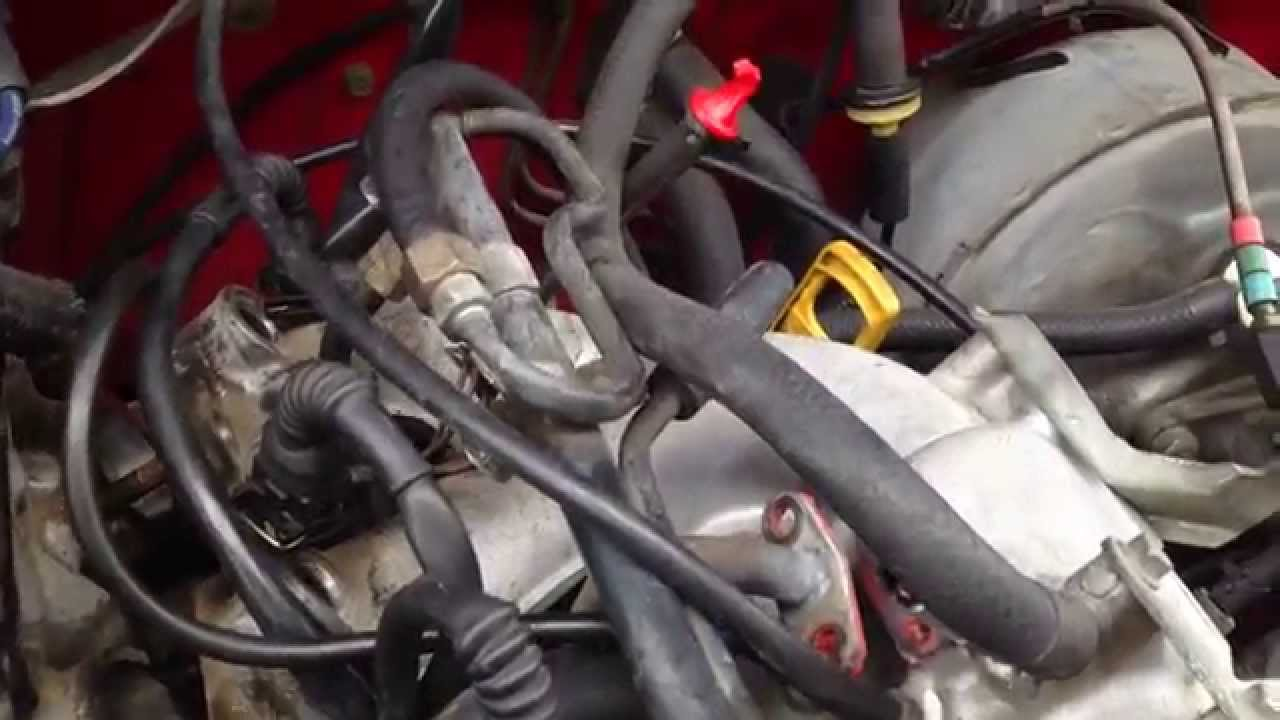 1993 volvo 940 wiring diagram mercury ignition switch intake manifold gasket 1991 740 turbo youtube