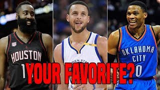 THIS QUIZ CAN GUESS YOUR FAVORITE NBA PLAYER! | KOT4Q