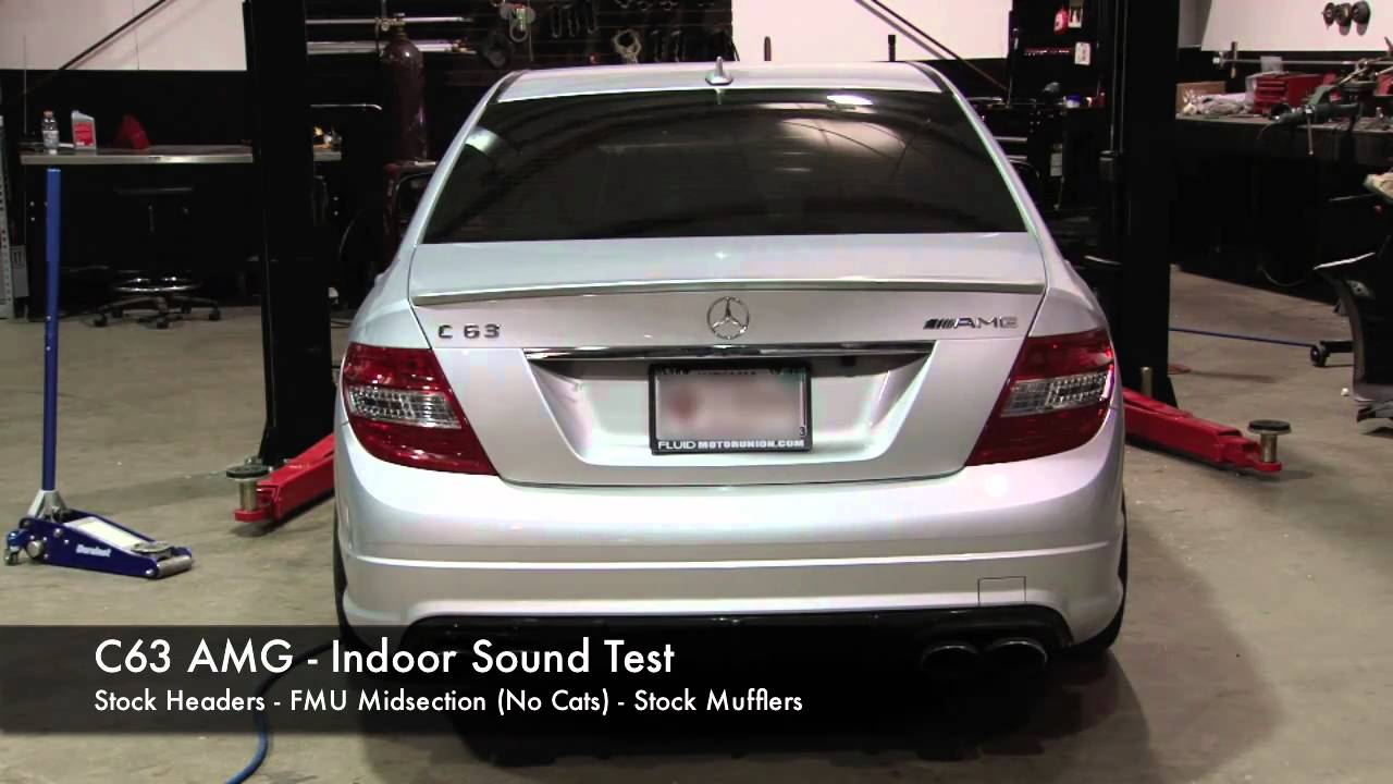 C63 AMG Midsections For Sale! - Car Repair, & Performance