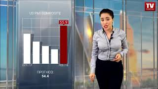 InstaForex tv news: Market freezes ahead of FOMC meeting minutes  (22.02.2018)
