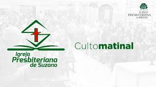 Culto ips || 18/04 - Encarando a realidade da salvação