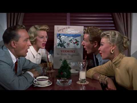 """Snow"" from Irving Berlin's WHITE CHRISTMAS (1954 Film)"