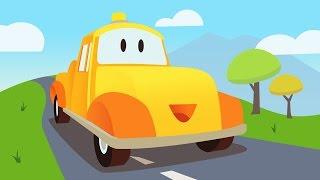 Hrej si s odtahovým autem Tomem - Odtahové auto Tom ve Městě Aut - Mini Mango