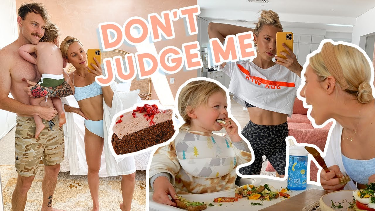 *don't judge me* What I ACTUALLY eat in a day   Full Day Of Eating +Vlog!!
