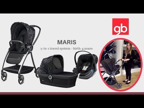 GB Maris Stroller Demo NEW! – Direct2Mum