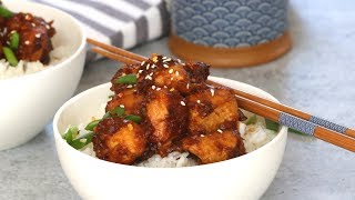 Slow Cooker General Tso Chicken