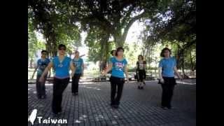 Spanish Harlem - Line Dance (  Evelyn Khinoo )