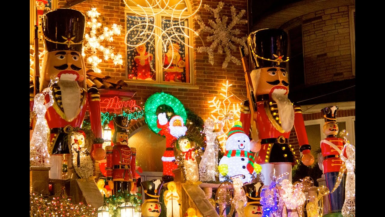 Dyker Heights Christmas Lights - YouTube