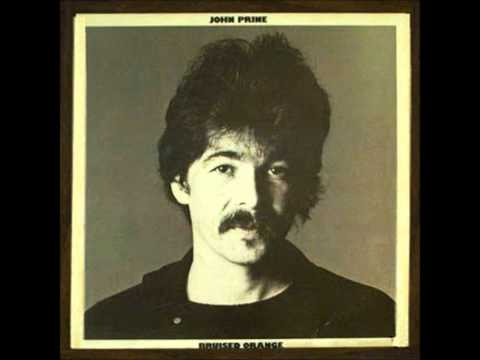 John Prine - Fish & Whistle (studio version)