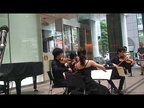 Johannes Brahms, String Quartet Op.51 No.1 - GoYa Quartet Amsterdamиз YouTube · Длительность: 31 мин53 с