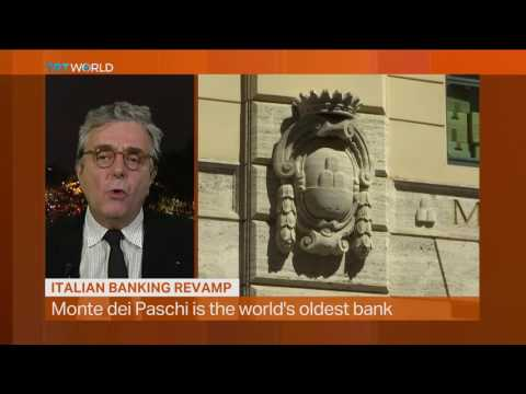 Money Talks: Italian banking revamp, interview with Craig Co