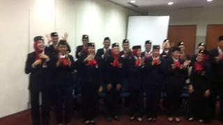"Re-entry IMYEP 2013 ""Medley Nusantara"" for the beloved Malaysian buddies"