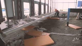Стеновые панели(Монтаж стеновых панелей