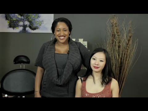 What Does A Precision Cut Mean In Hair Styling Hair Topics Youtube