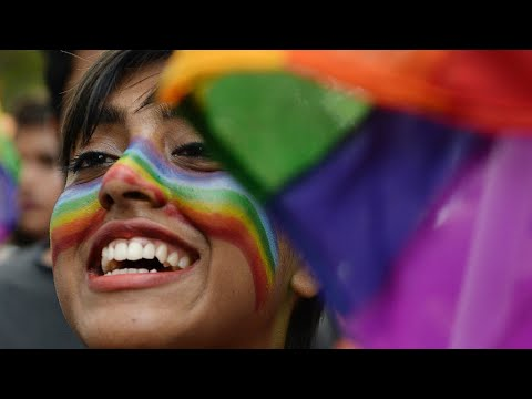 India's top court strikes down colonial-era ban on gay sex