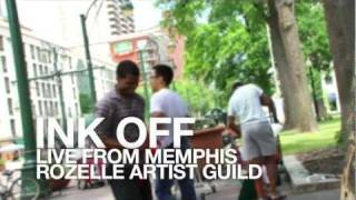 INK OFF featuring Derrick Dent and John Lee, Live From Memphis