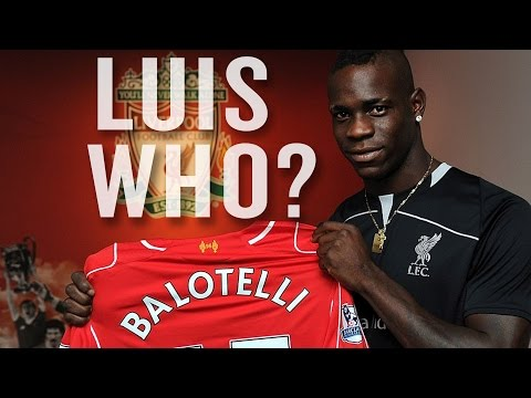 Why Mario Balotelli is the perfect replacement for Luis Suárez (Daily Win)