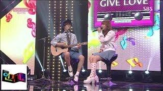 [악동뮤지션 AKMU] Give Love 기브러브 @인기가요 Inkigayo 140525