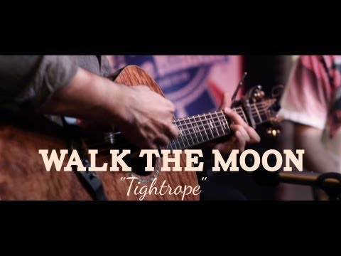 """Walk The Moon - """"Tightrope"""" (PBR Sessions Live @ The Do317 Lounge)"""