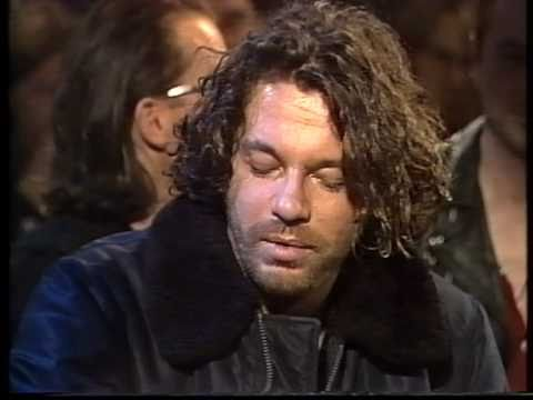 INXS swedish tv 1992 beautiful girl, interview and taste it