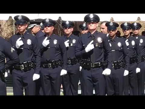 The Los Angeles Police Department will graduate 45 Police Officers.Of the 45 graduates, there are 3