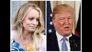 Stormy Daniels zaplatí Trumpovi 300 tisíc dolarů. Prohrála s ním soud