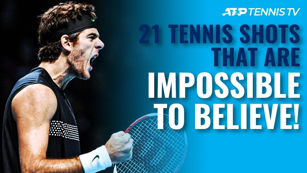 21 ATP Finals Tennis Shots That Are Impossible To Believe!