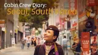 Cabin Crew Diary: Seoul | Etihad Airways