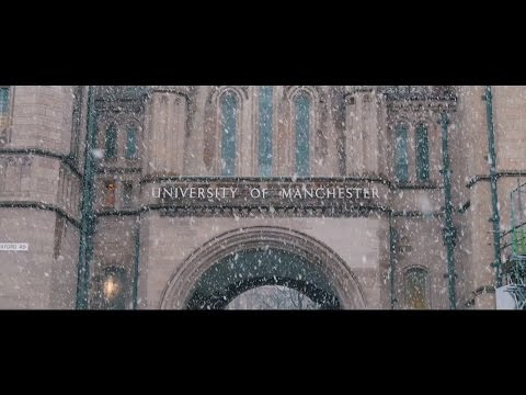 Snow at The University of Manchester