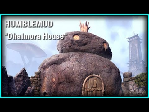 ESO Room Tours! Agonian Humblemud PLAYER HOUSES from Legendary Lindsay! Housing Homestead