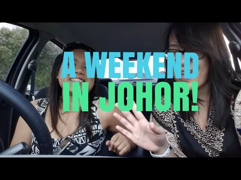 TRAVEL VLOG: A Weekend In Johor!