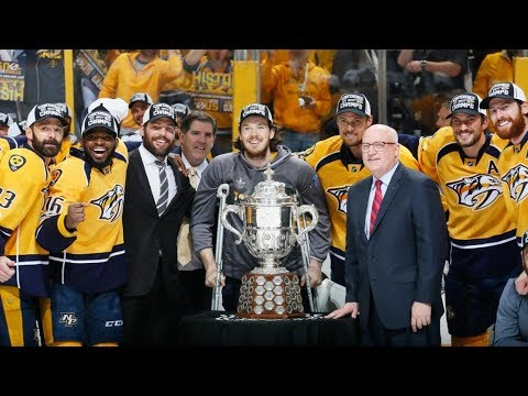 NHL Team Histories: Nashville Predators