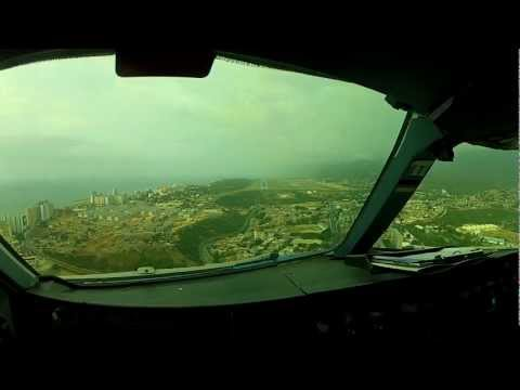 A340 - Caracas Maiquetia - SVMI 10 approach
