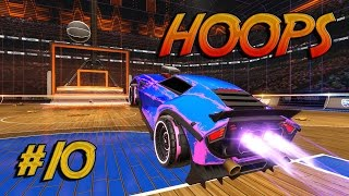 Тащим в хупсе | HOOPS #10 | Rocket League
