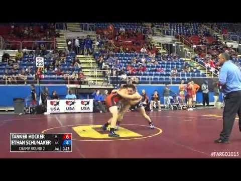 152 Champ Round 2 Ethan Schumaker Alaska Vs Tanner Hocker
