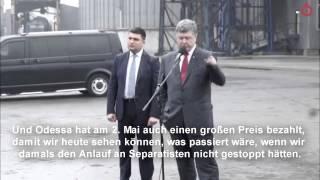 Poroshenkos Held ist Stepan Bandera