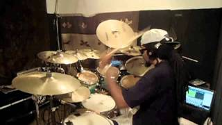 "Drum Cover : ""Bless the Lord (Son of Man)"" By Tye Tribbett (HQ)"