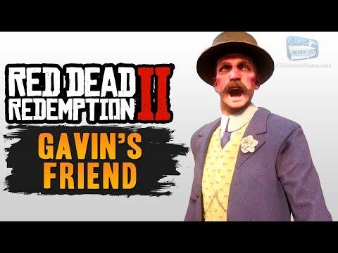 gavin red dead redemption 2