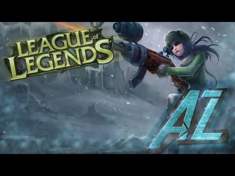 A-Z League of Legends: Caitlyn - Walczymy do końca!