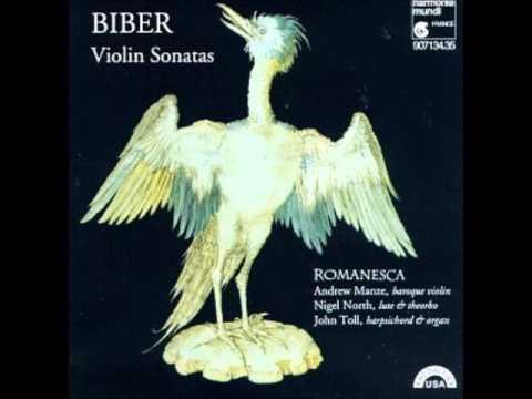 Biber Violin Sonatas
